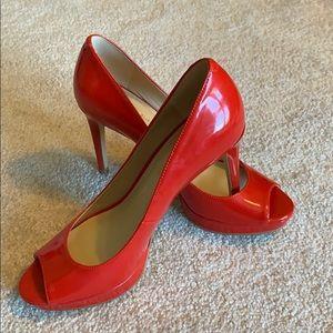 Brand New! Marc Fisher Peep Toe Heels
